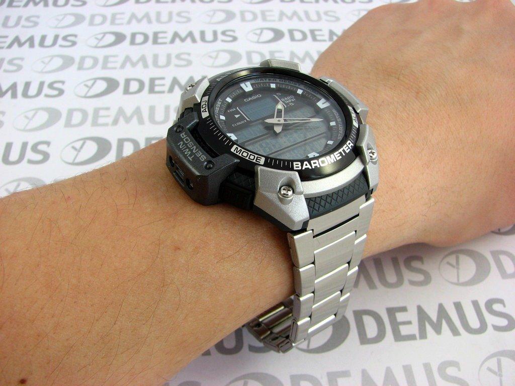 b18e63385 للبيع ساعة CASIO الجديدة المخصصة للرحلات والمغامرات
