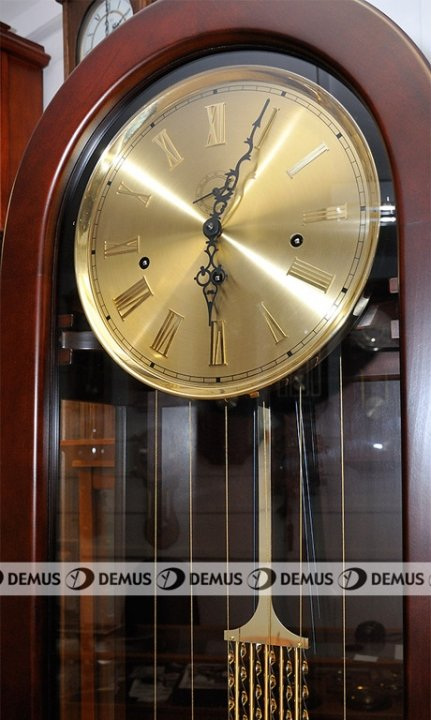 Zegar mechaniczny stojący LIMAX-GOLD-W