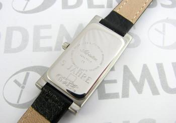 Grawer na zegarku dla firmy GOTEC