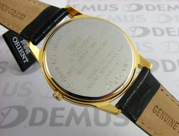 Grawer na zegarku Orient