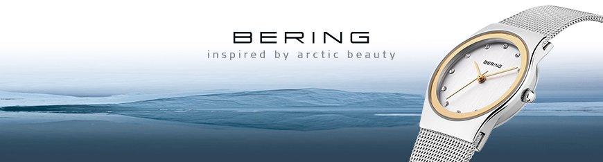 Bering - piękne i czyste wzornictwo