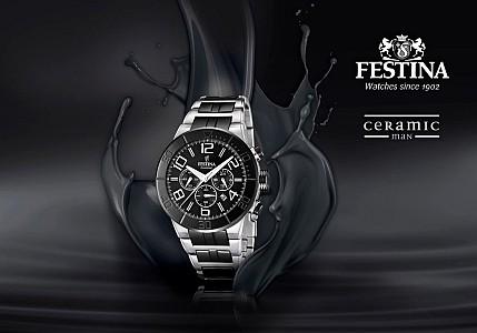 Nasza oferta zegarków Festina