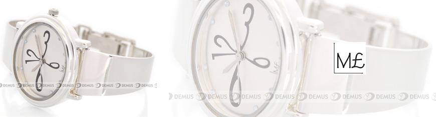 helios zegarki srebrne