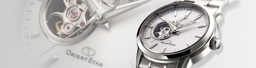 kolekcja zegarków Orient Star