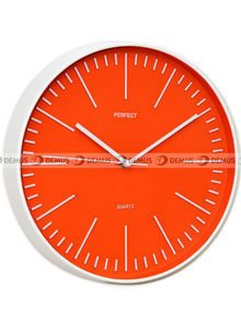 Zegar ścienny Perfect RS09723-Orange