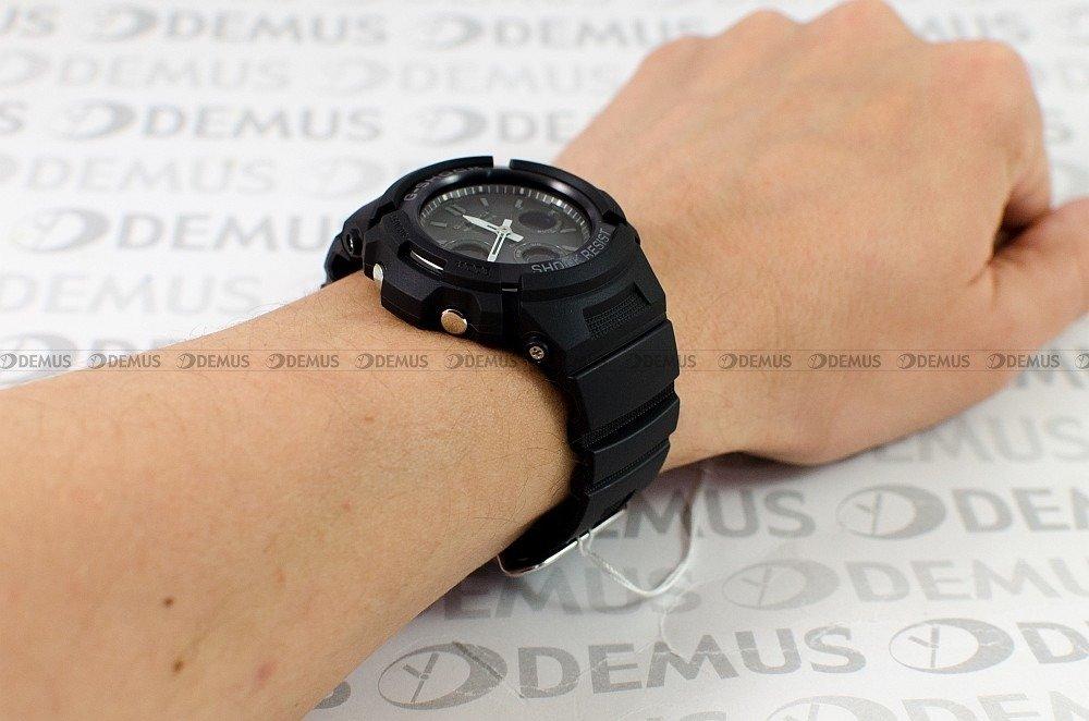G-Shock All Black Pol_pl_Zegarek-Casio-AWG-M100B-1AER-17525_4