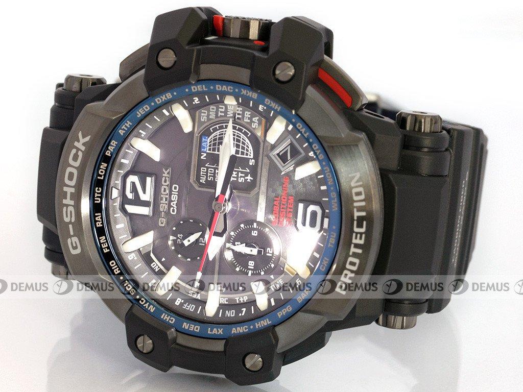Zegarek Casio GPW-1000-1AER