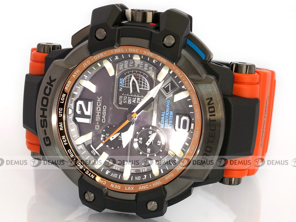Zegarek Casio GPW-1000-4AER