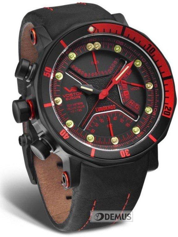 Zegarek Vostok Lunokhod TM3603-6204204