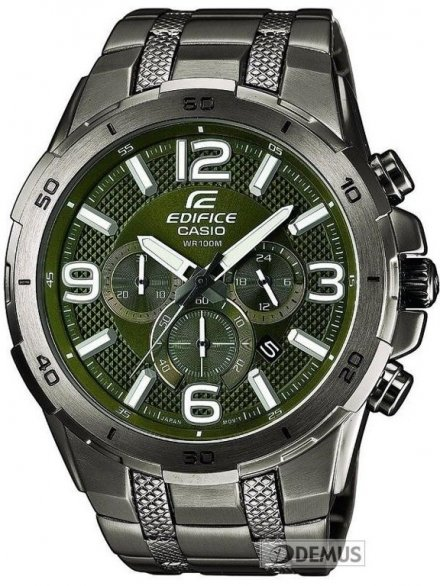 Zegarek Casio Edifice EFR 538BK 3AVUEF