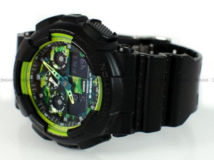 Zegarek Casio G-Shock GA 100LY 1AER