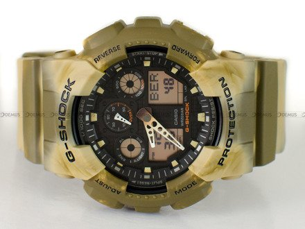 Zegarek Casio G-Shock GA 100MM 5AER