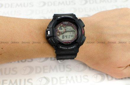 Zegarek Casio Mudman