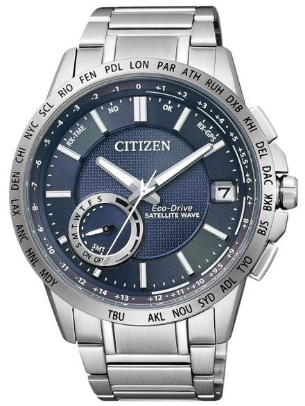Zegarek Citizen Eco-Drive Satellite Wave CC3000-54L