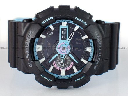 Zegarek Męski G-SHOCK 90'S RAVE COLOR GA-110PC 1AER
