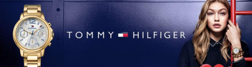 Zegarki od słynnego projektanta mody - Tommy Hilfiger