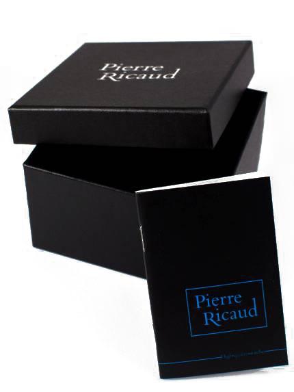 Zdjęcie pudełka i gwarancji PIERRE RICAUD