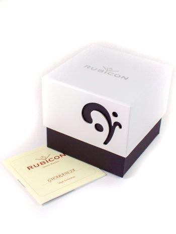 Zdjęcie pudełka i gwarancji RUBICON
