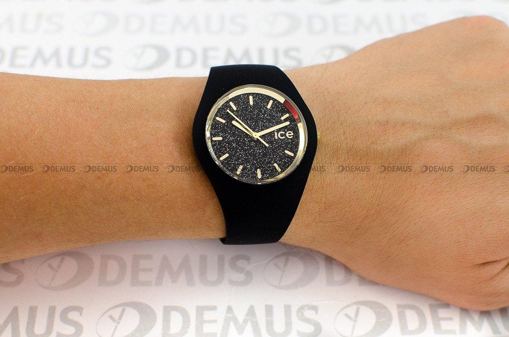 Zegarek Ice-Watch - Ice Glitter ICE.GT.BBK.U.S.15   Sklep Demus ... 96b574ee5ea7