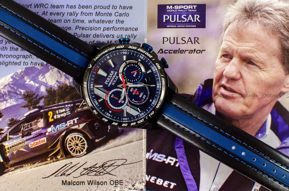 M-sport WRC Team