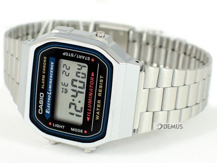 Zegarek Casio A168WA 1YES