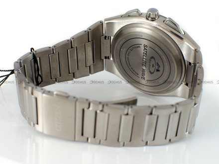 Zegarek Citizen Satellite Wave F100 CC2006-53E