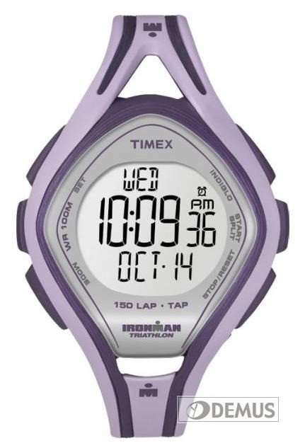 Zegarek Timex Ironman Sleek 150 Lap with Tapscreen Technology T5K259