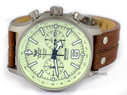 Zegarek Vostok Expedition North Pole-1 6S21-5957241