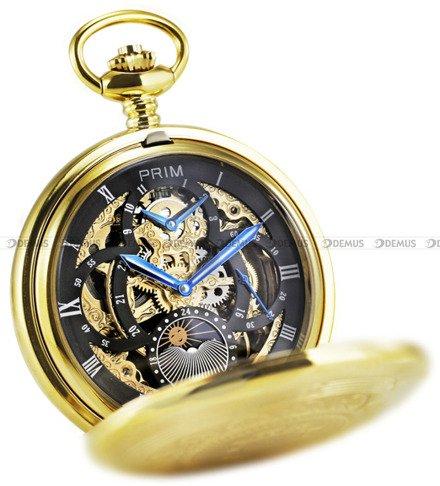 Zegarek kieszonkowy mechaniczny W04P.13009.B